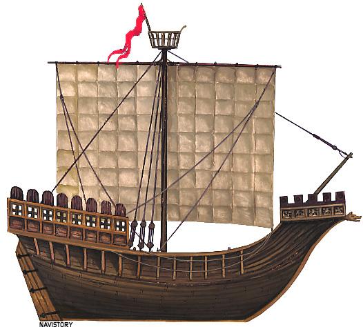 Nef de la Hanse