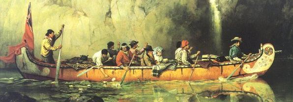 Canoe Voyageur