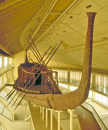 Kheops Ship